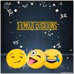 3-Emoji-Cushions