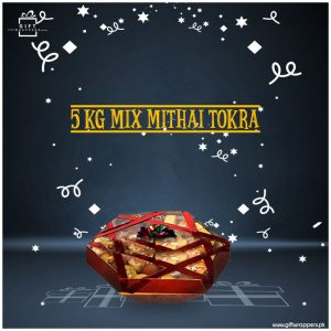 5-KG-Mix-Mithai-Tokra for sweets