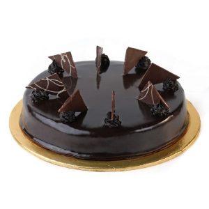 Brownie chocolates Cake
