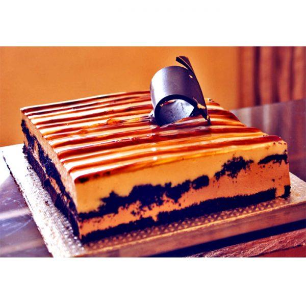 Cappuccino Coffee Cake