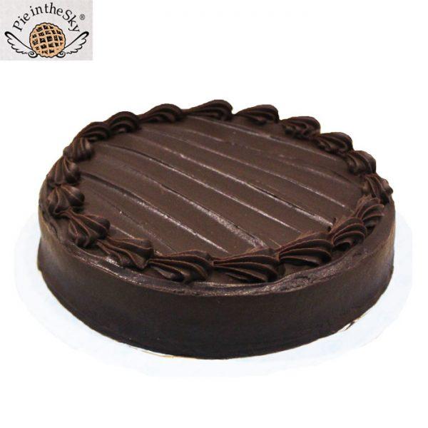 Chocolate Fudge Cake from movenpick