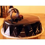 Chocolate Fudge Cake From Movenpick