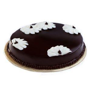 Double Fudge Cake from hobnob