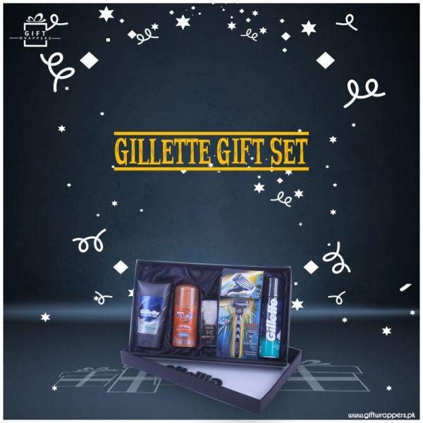 Gillette-Gift-Set for mens