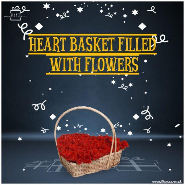 Heart-Basket