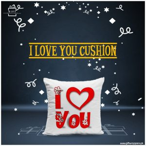 I-Love-you-Cushion- for boys