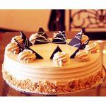 Mocha Cake From Movenpick