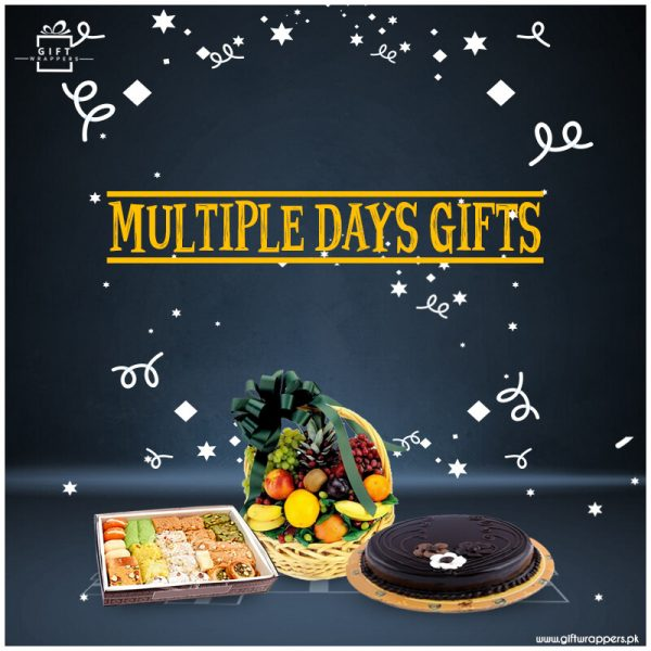 Multiple-Days-Gifts for eid days