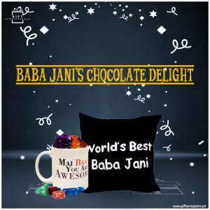 Baba-Jani's-Chocolate-Delight Gift For Father