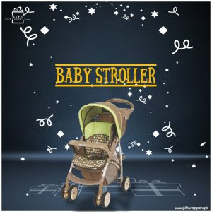 Baby-Stroller for new born babies