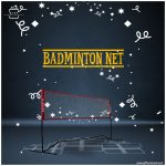 Badminton-Net