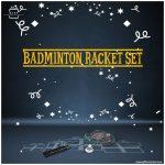 Badminton-Racket-Set