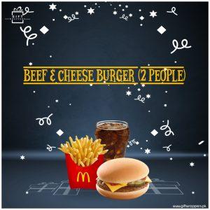 Beef-&-Cheese-Burger