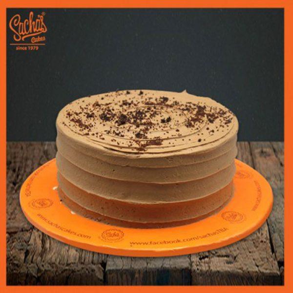 Belgian Malt Cake From