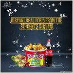 Biryani-Deal-For-5-From-The-Student's-Biryani