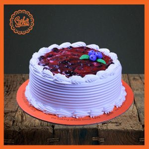 Blue Berry Cake from