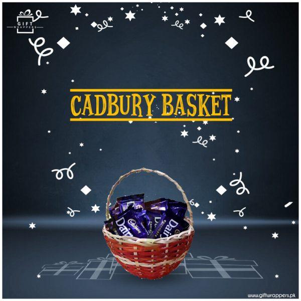 Cadbury-Basket
