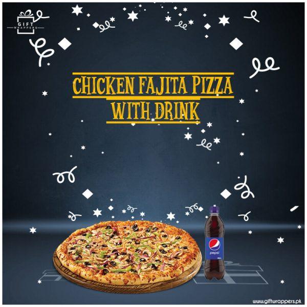 Chicken-Fajita-Pizza