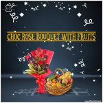 Choc-Rose-Bouquet-With-Fruits
