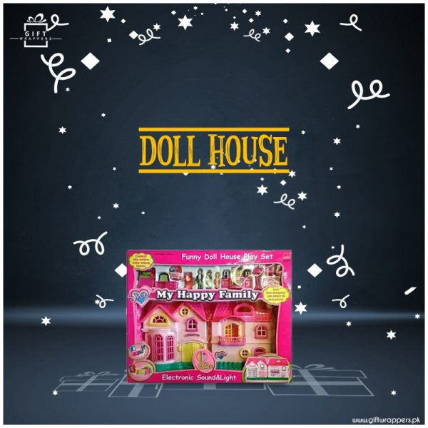 DOLL HOUSE for girls only