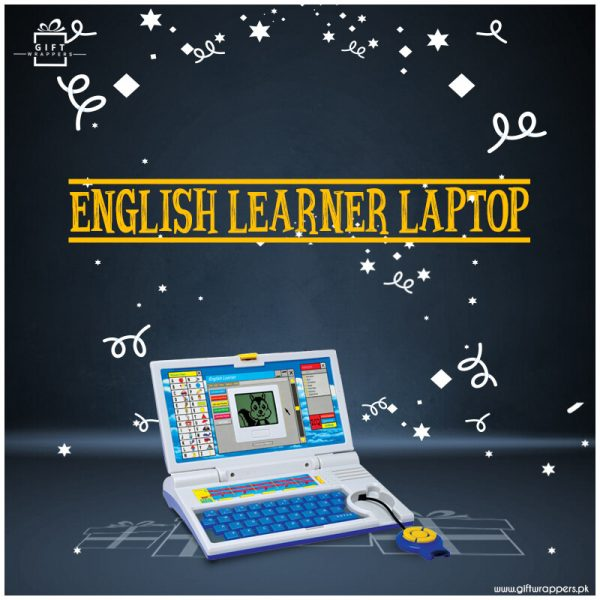 English Laptop for learning