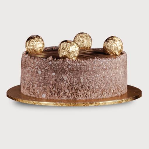 Ferrero-Rocher cake