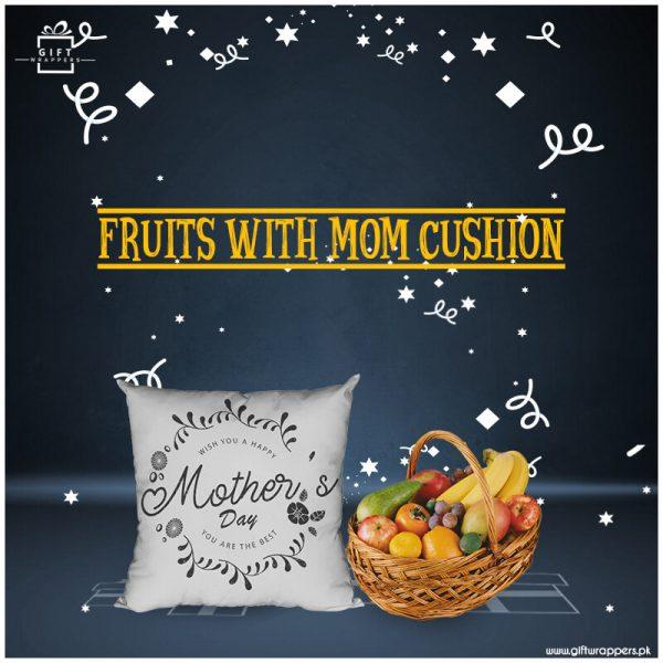 Fruits-Cushion
