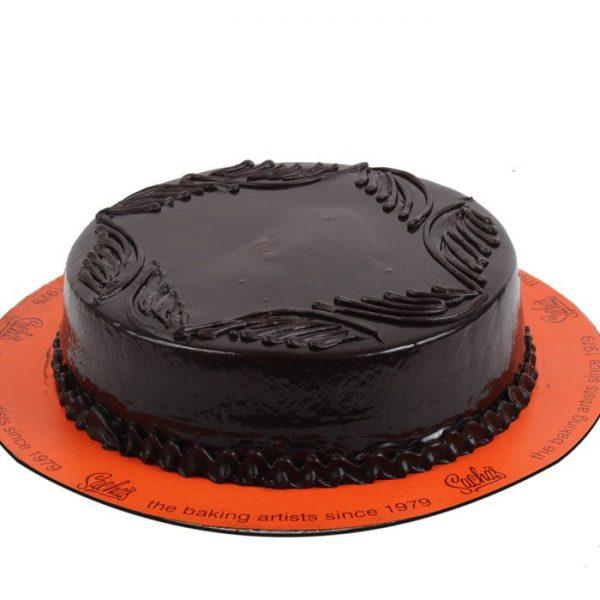 Fudge Cake Sacha's Bakery