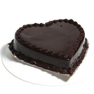 Heart Shape Cake