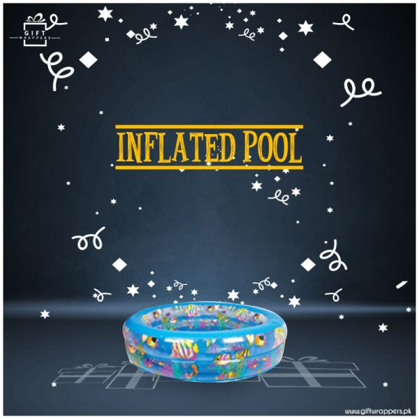INFLATED POOL for kids
