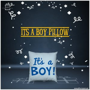 Its-A-Boy-Pillow for boys