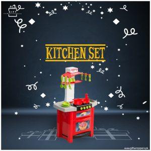Kitchen Set for girls