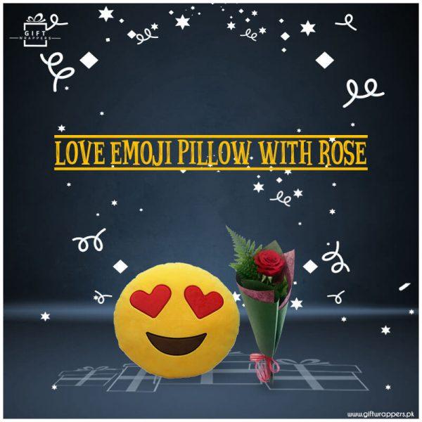 Love-Emoji-Pillow-Rose