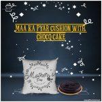 Maa-Ka-Pyar-Cushion-With-Choco-Cake