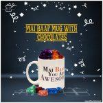 Mai-Baap-Mug-With-Chocolates