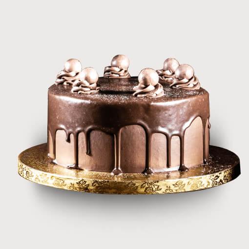 Maltesers-Cake from