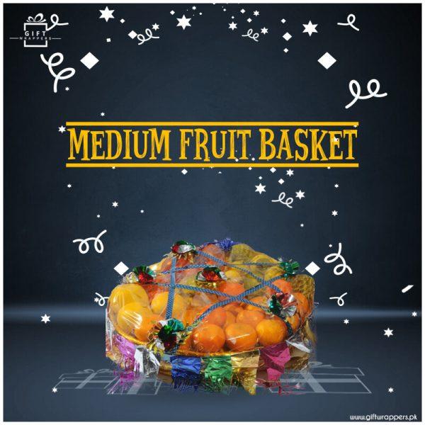 Medium-Fruit-Basket for fruits lover