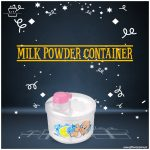 Milk-Powder-Container