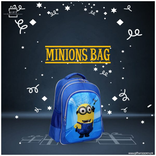 Minions Bag for kids