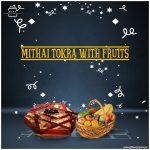 Mithai-Tokra-With-Fruits