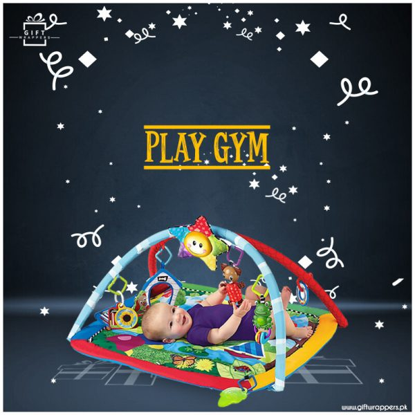 PLAY-GYM for new born baby