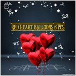 Red-Heart-Balloons-(6-Pcs)