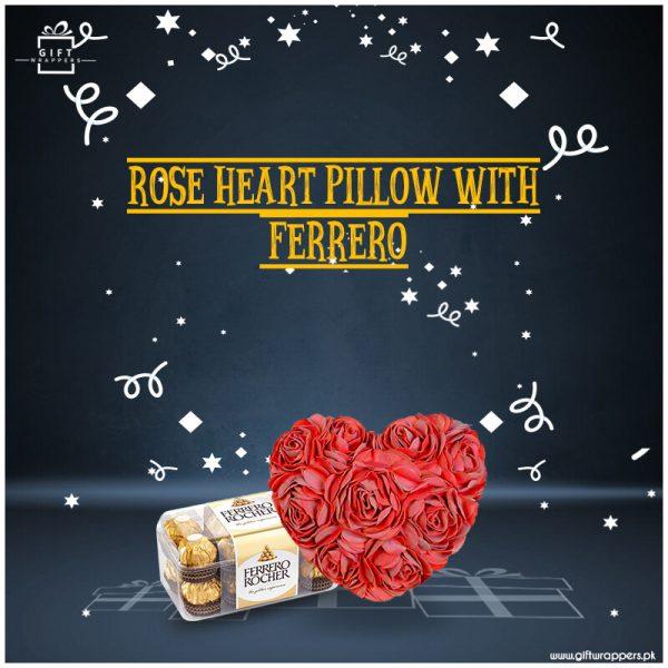 Rose-Heart-Pillow
