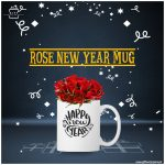Rose-New-Year-Mug