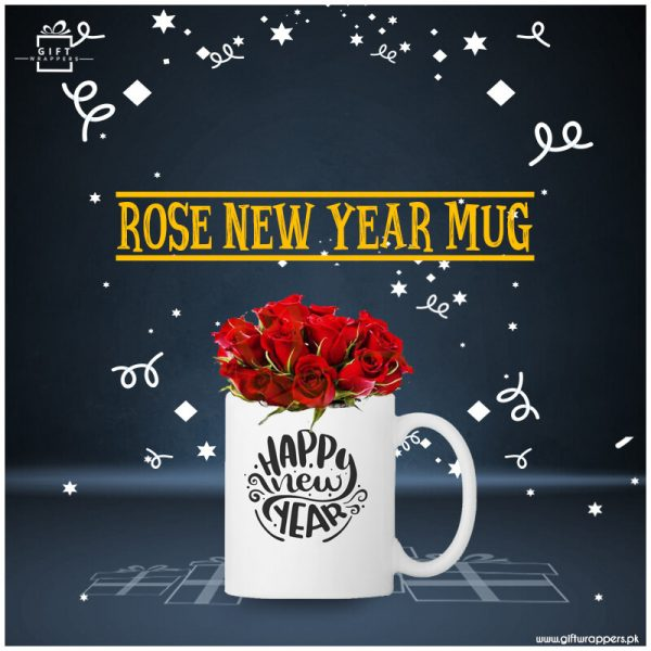 Rose-New-Year