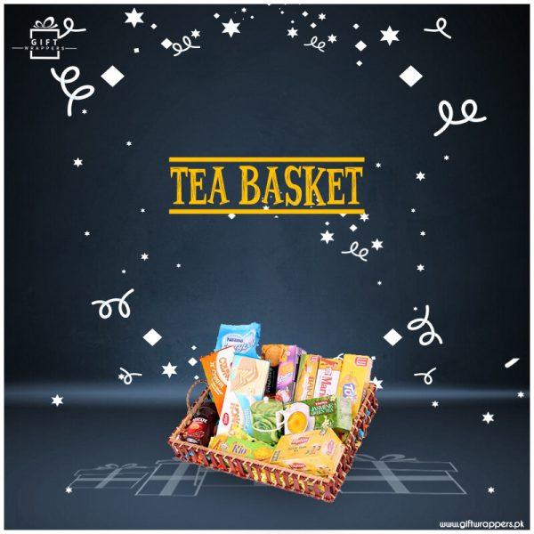Tea-Basket for refreshment