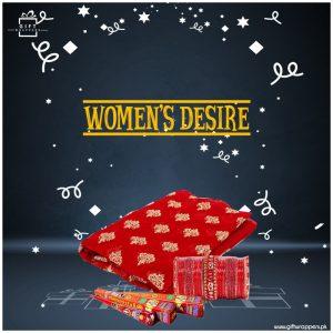 Women's-Desire for bridal