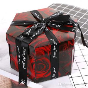 Gift box for men