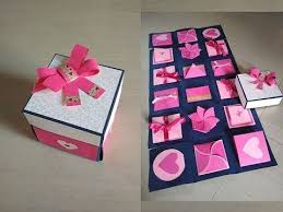 Infinty box with pictures
