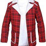 Deadpool coat flannel coat movie coat celebrity coat